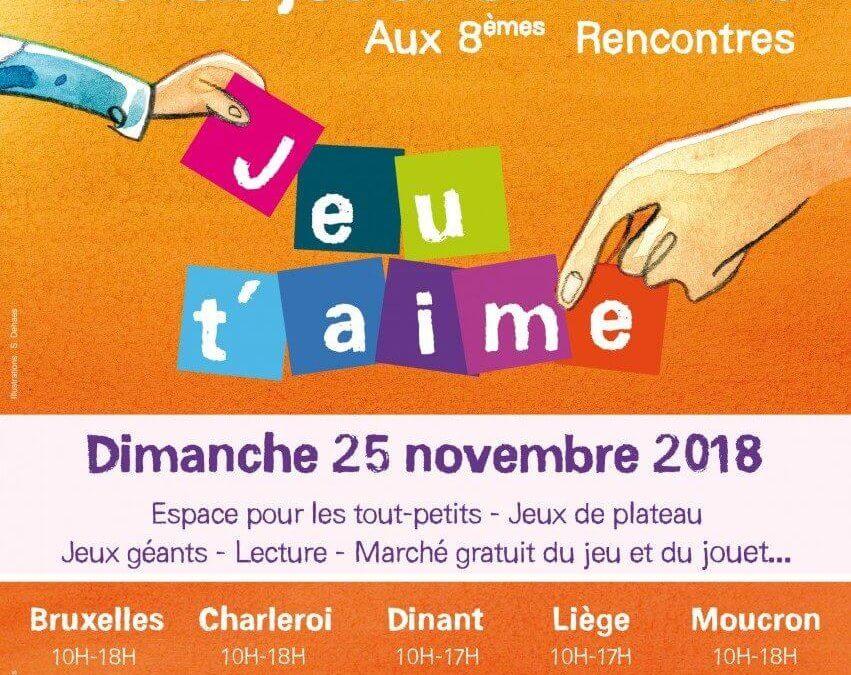 Le dimanche 25 novembre 2018 : Activité en famille