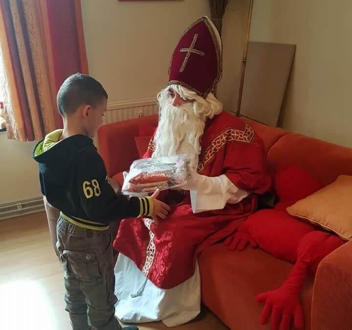 Le dimanche 9 décembre 2018 : Saint-Nicolas