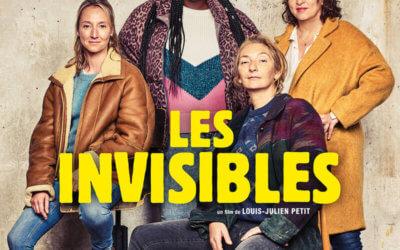 """Le mardi 22 janvier 2019 : film """"Les invisibles"""" au Caméo à Namur"""