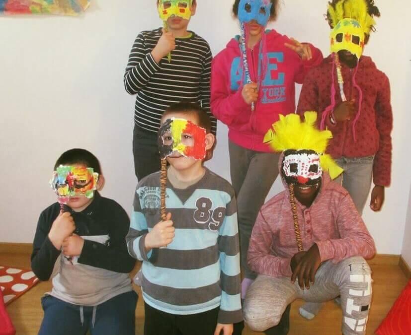 """Du 04 au 08 mars 2019 : atelier créatif et citoyen """"Le carnaval du monde"""""""