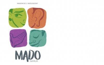 Vendredi 26 avril 2019 :  inauguration de la MADO de Namur