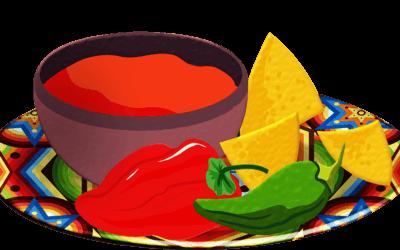 Un atelier Cuisine du Monde s'est déroulé du 8 au 12 juillet 2019