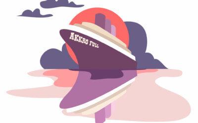 Fin 2019 : le nouveau projet Akkro Full lève l'ancre