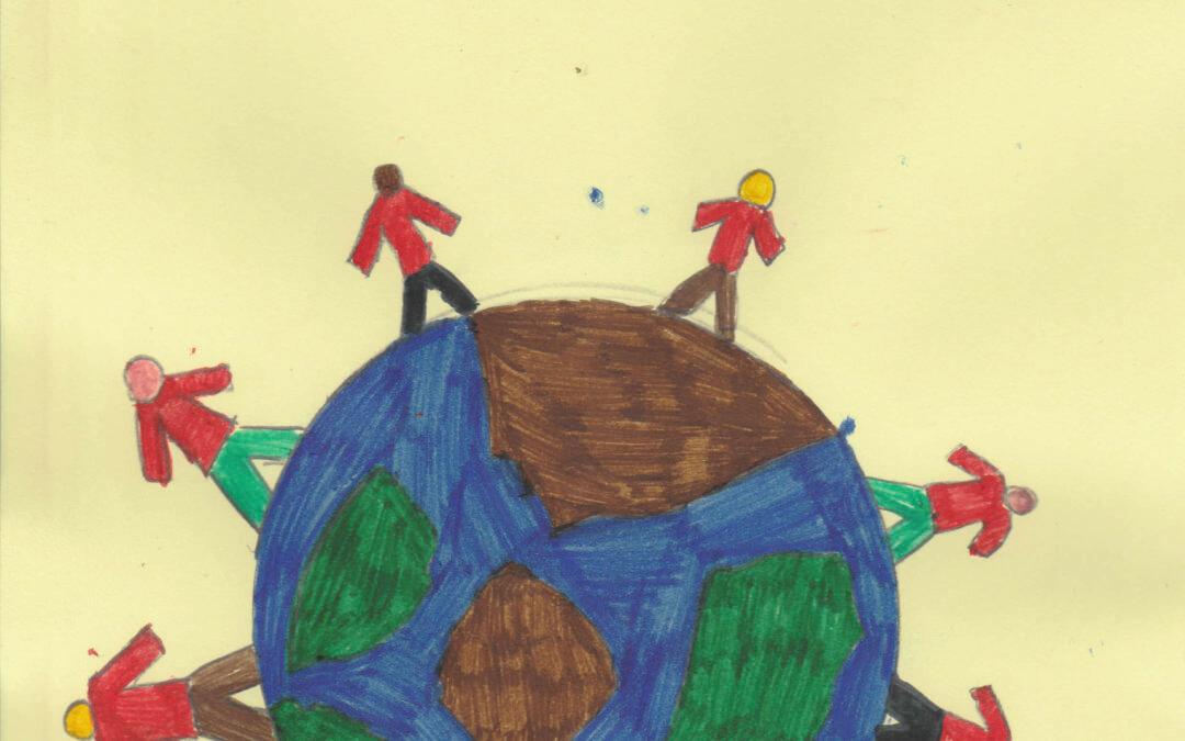 Les droits de l'homme et les droits de l'enfant