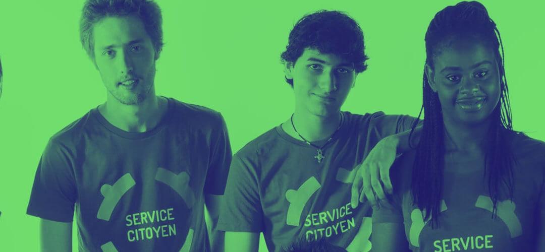 LeService Citoyen: Les jeuness'engagentau service de la communauté!